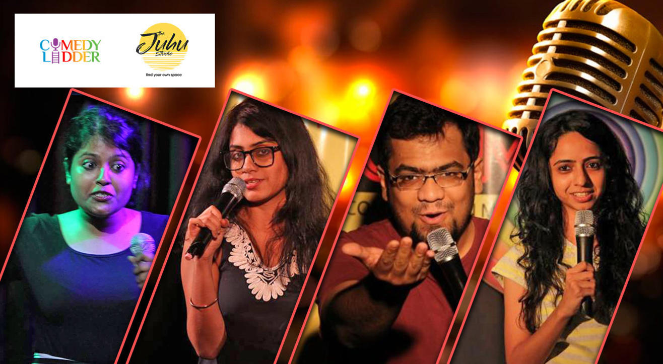 New Week New Jokes in Juhu ft. Prashasti Singh
