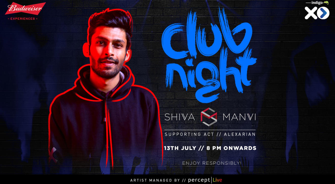 Club Night with Shiva Manvi