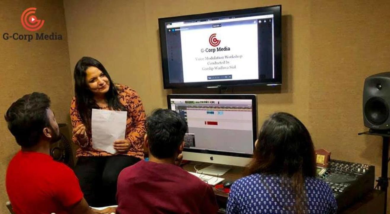 Voice-overs and Dubbing Workshop