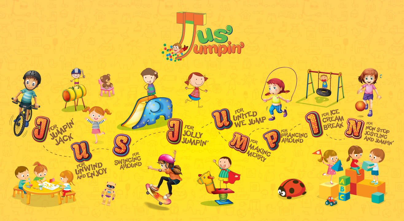 Jus Jumpin – Kids Play Zone