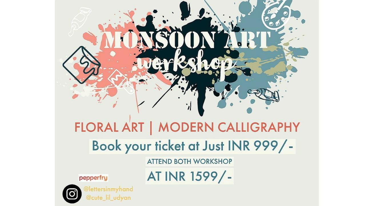 Watercolor Art Workshop