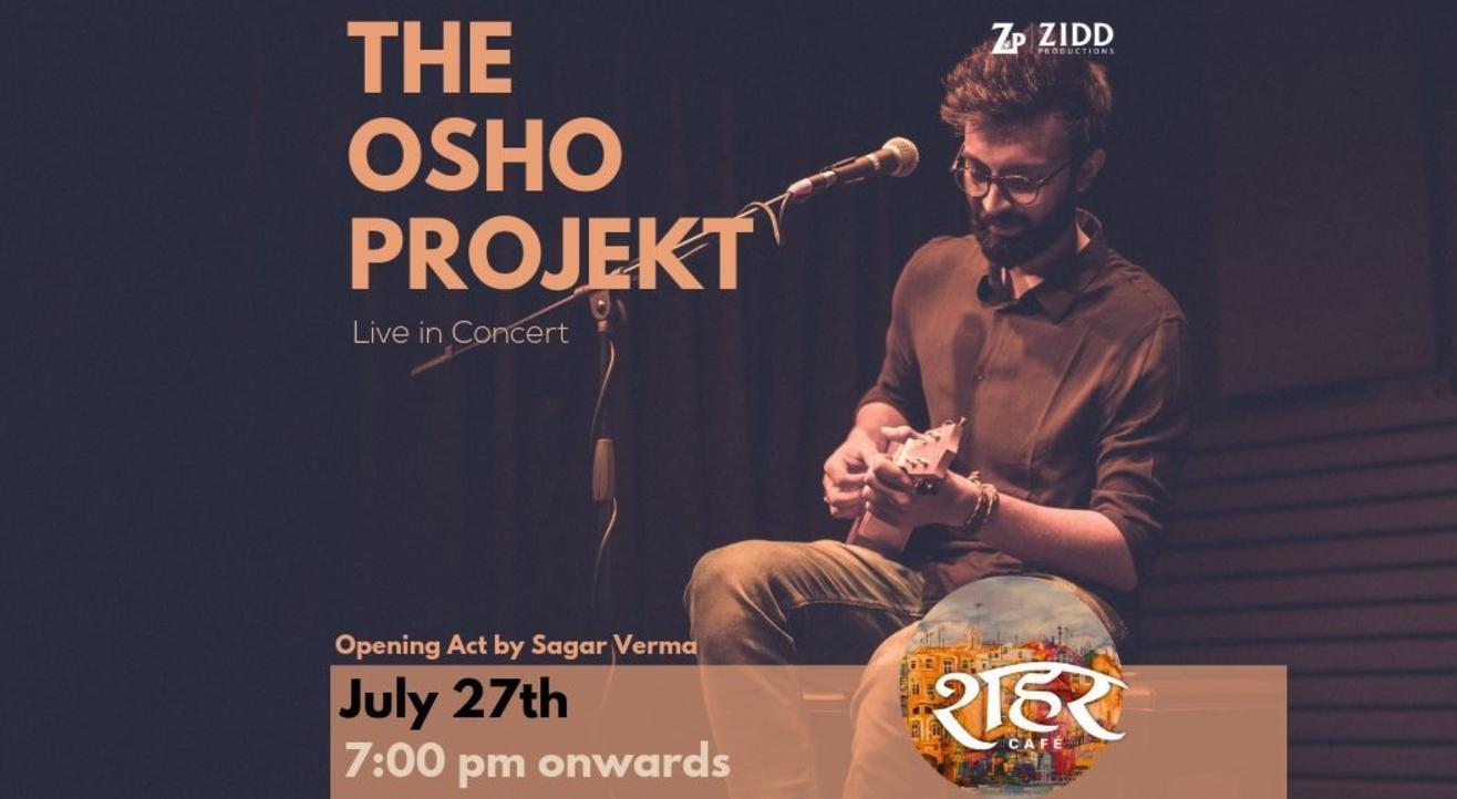 Osho Jain - Live In Concert