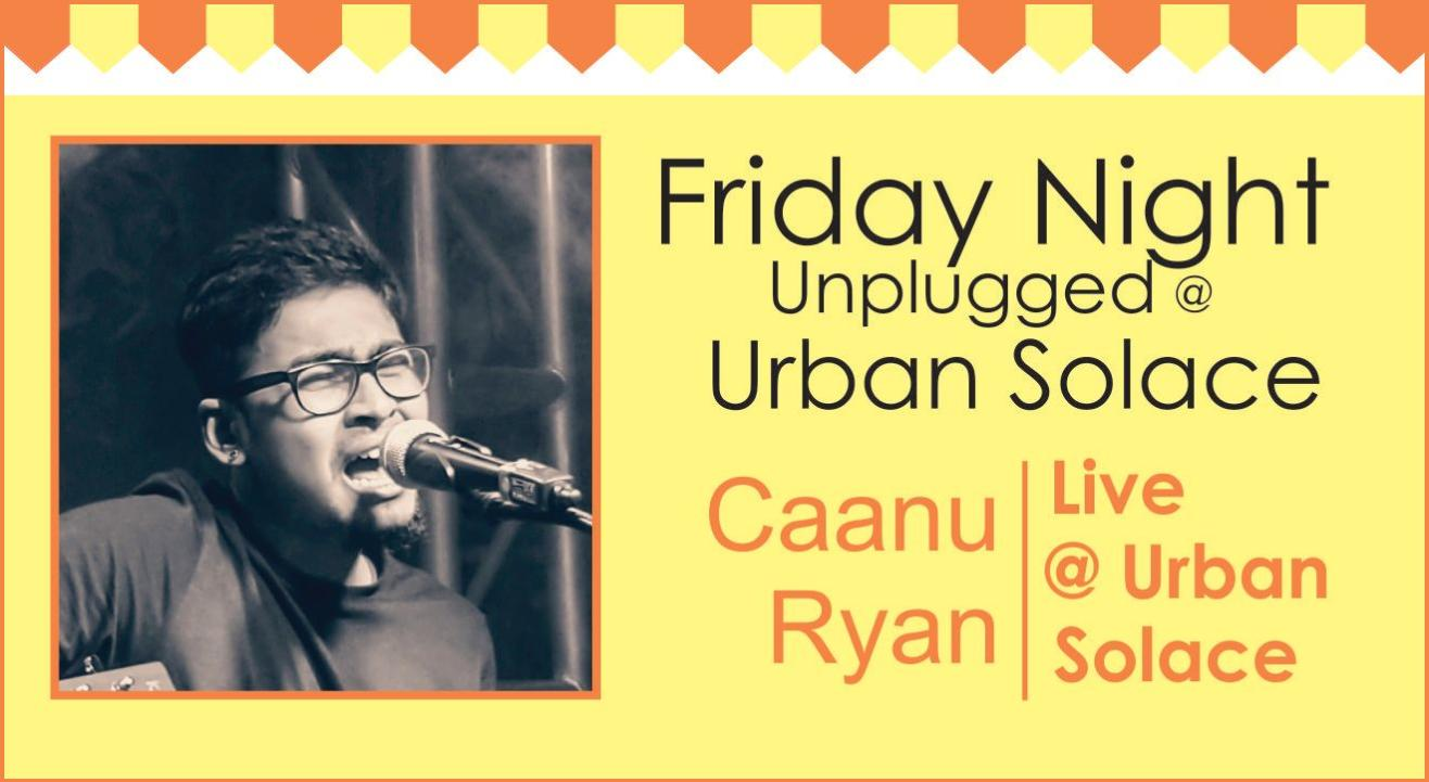 Caanu Ryan Live At Urban Solace