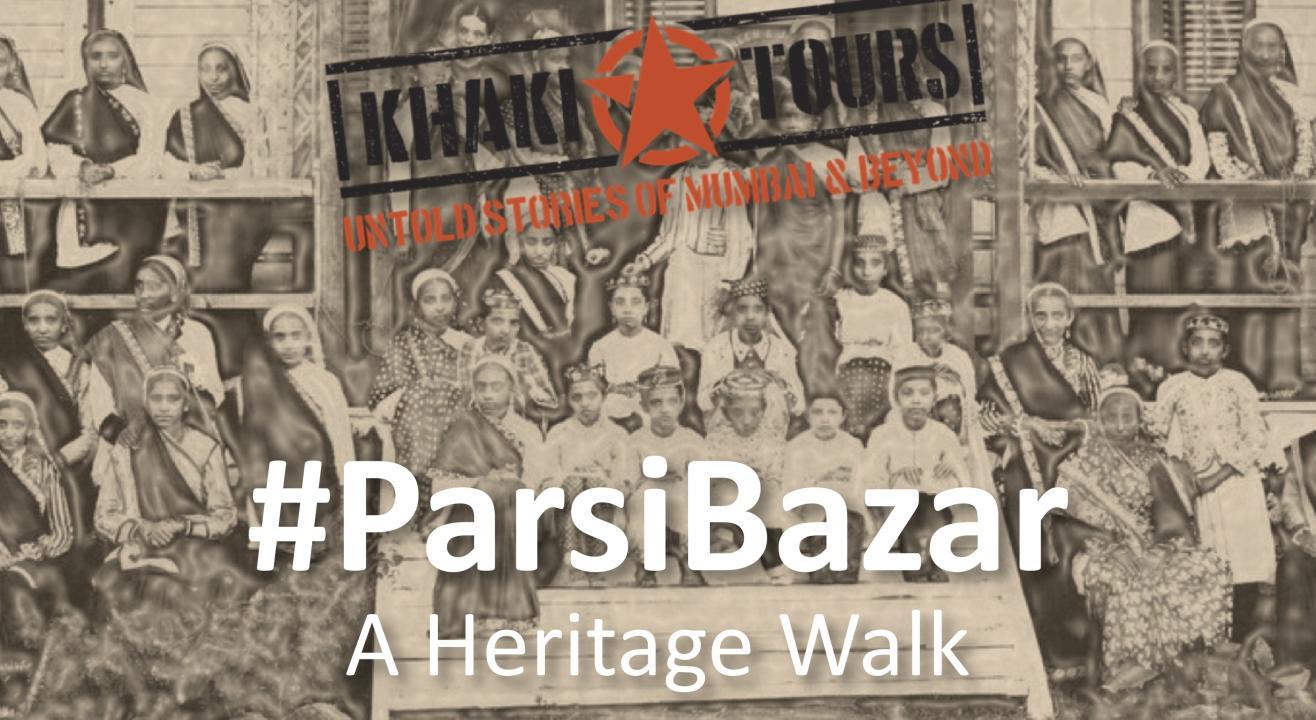 #ParsiBazar by Khaki Tours
