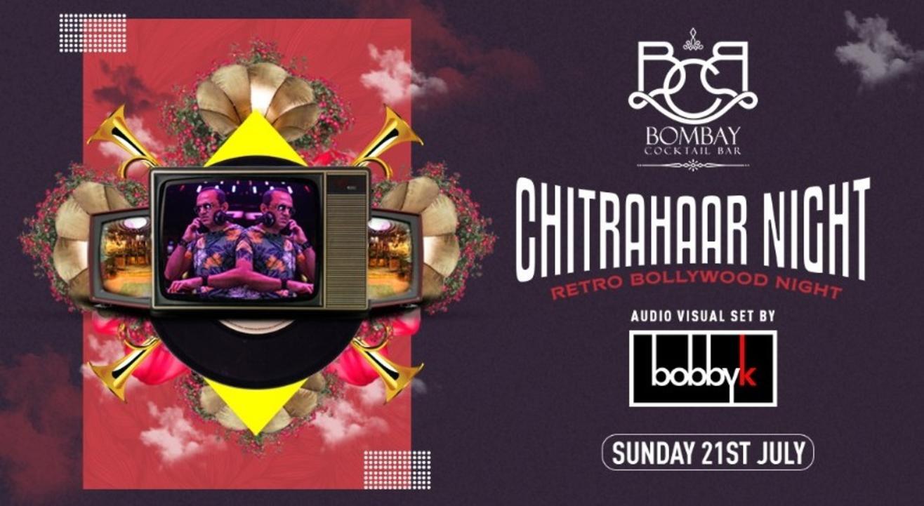 Chitrahaar NIGHT #ft Retro King Bobby K