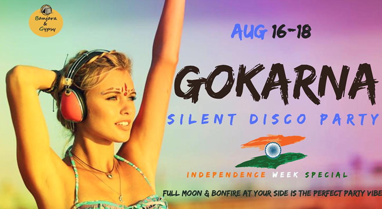 Gokarna Silent Disco Beach Party
