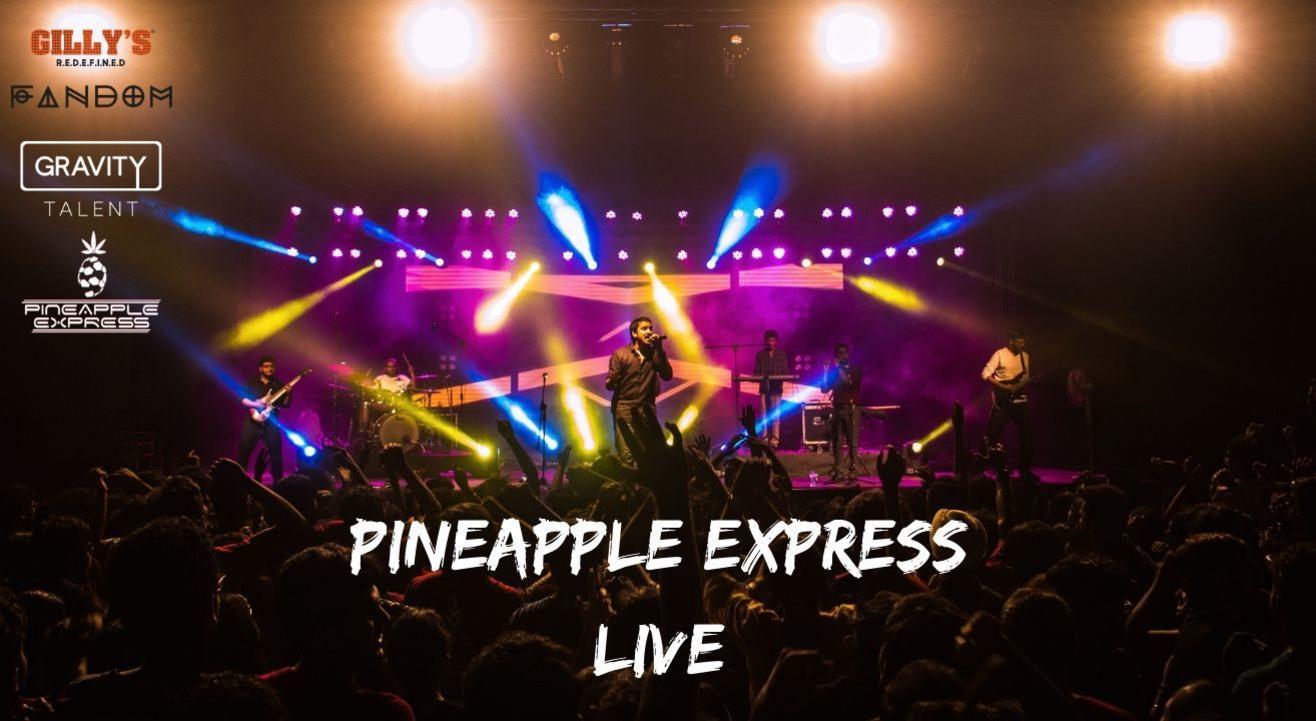 Pineapple Express Live - 'Deja Vu' EP Launch