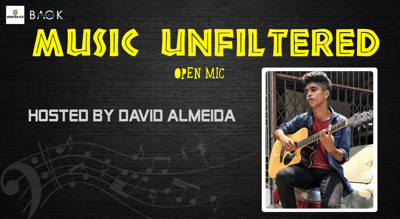 Music Unfiltered – Open Mic for Originals  and Covers.