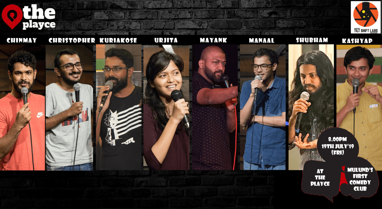 Laughter Therapy w/ Mayank Parakh & Chinmay Mhatre