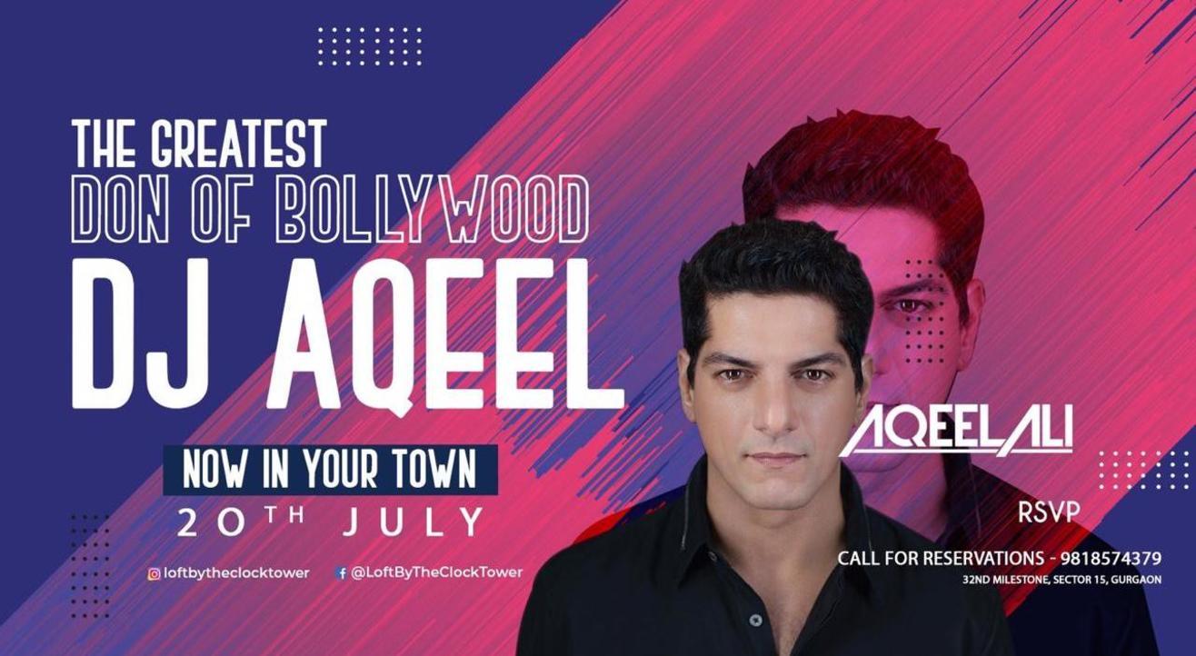 The Greatest Don Of Bollywood - DJ Aqeel