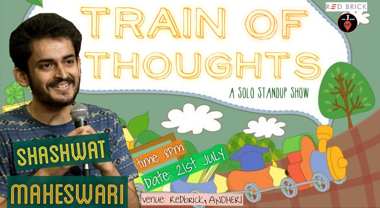 Train of Thoughts By Shashwat Maheshwari