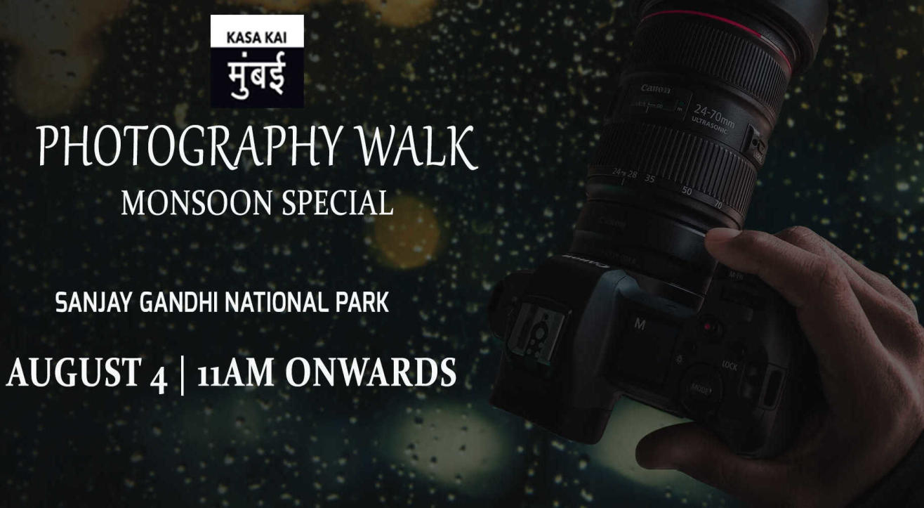 Photowalk at Sanjay Gandhi National Park