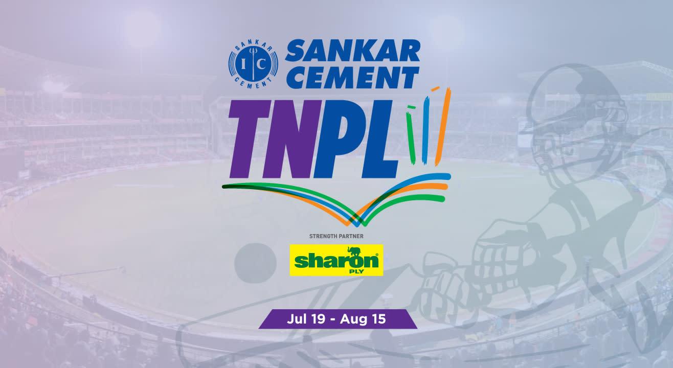 Tamil Nadu Premier League (TNPL) 2019: Tickets, squads, schedule & more