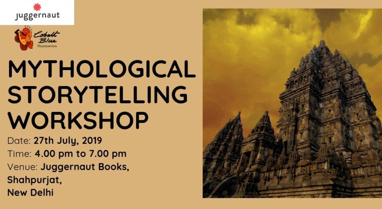 Mythological Storytelling Workshop