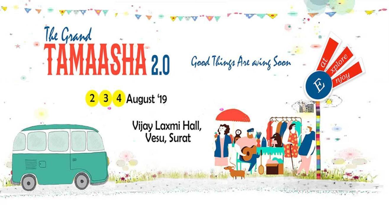 The Grand Tamaasha 20