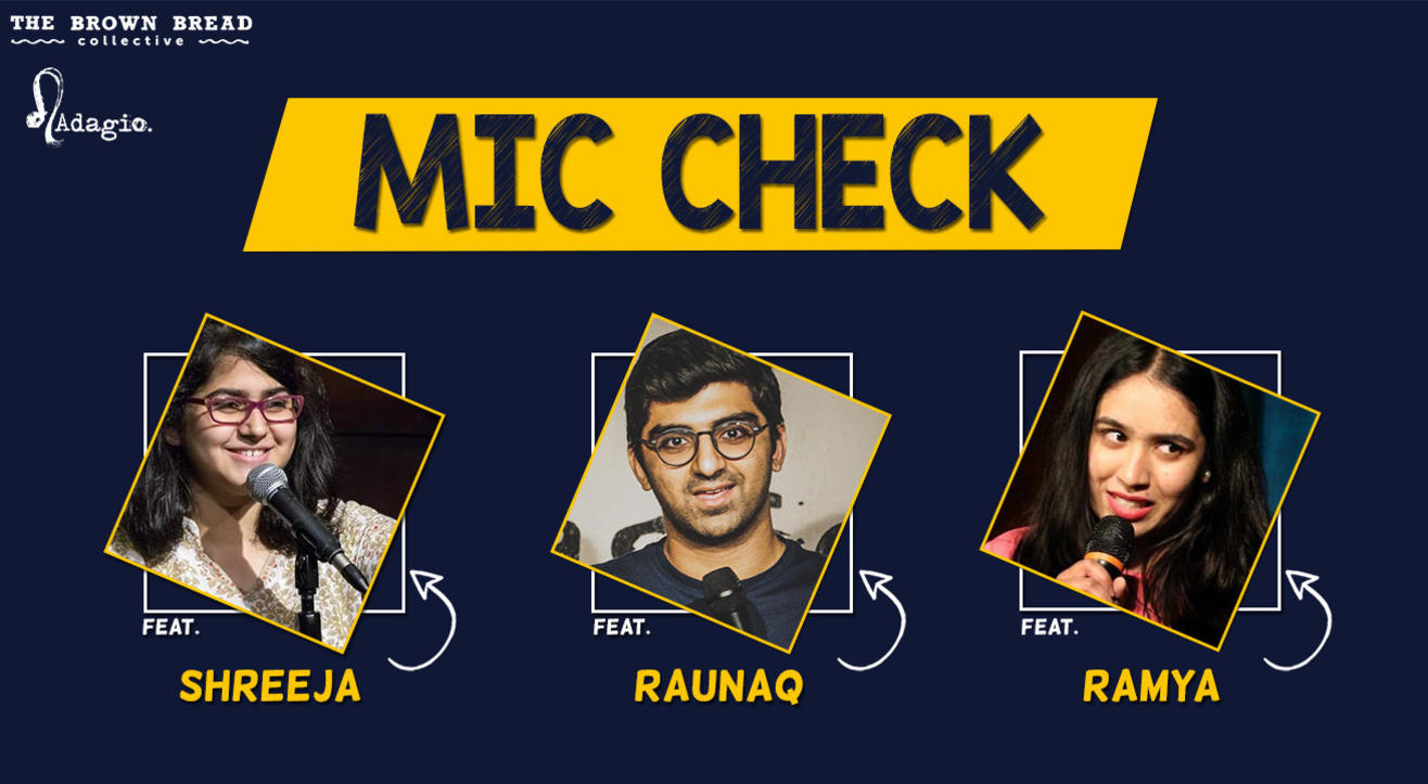 Mic Check ft. Raunaq, Shreeja & Ramya