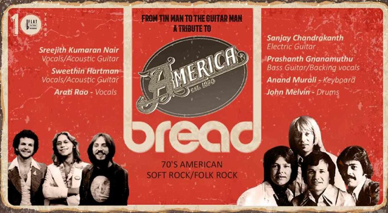 From Tin Man to Guitar Man/America & Bread Tribute