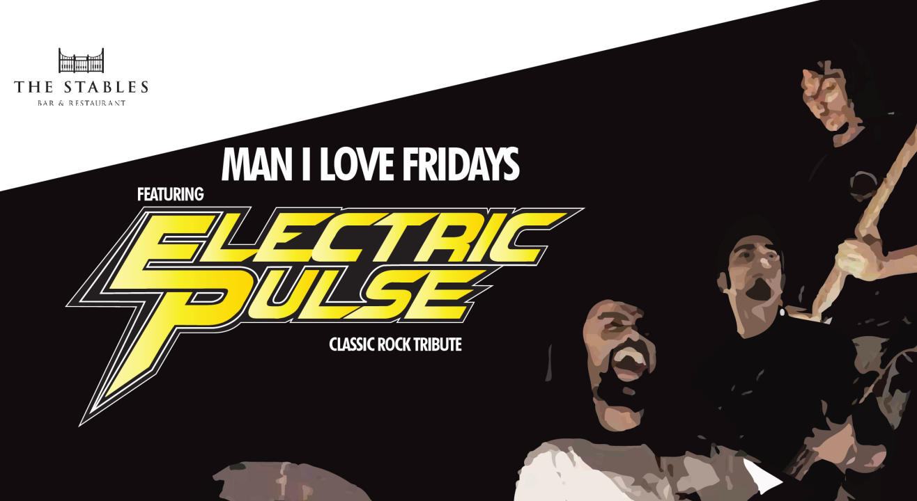 Man I Love Friday featuring Electric Pulse