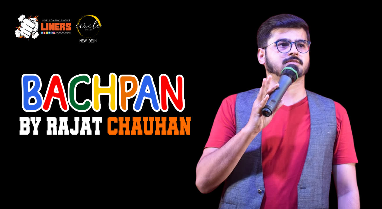 Punchliners Standup Comedy Show ft. Rajat Chauhan