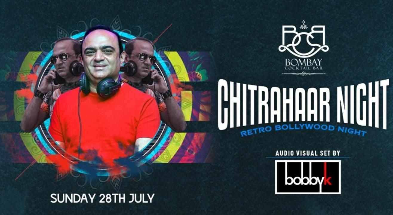 Chitrahaar NIGHT #ft retro king Bobby K