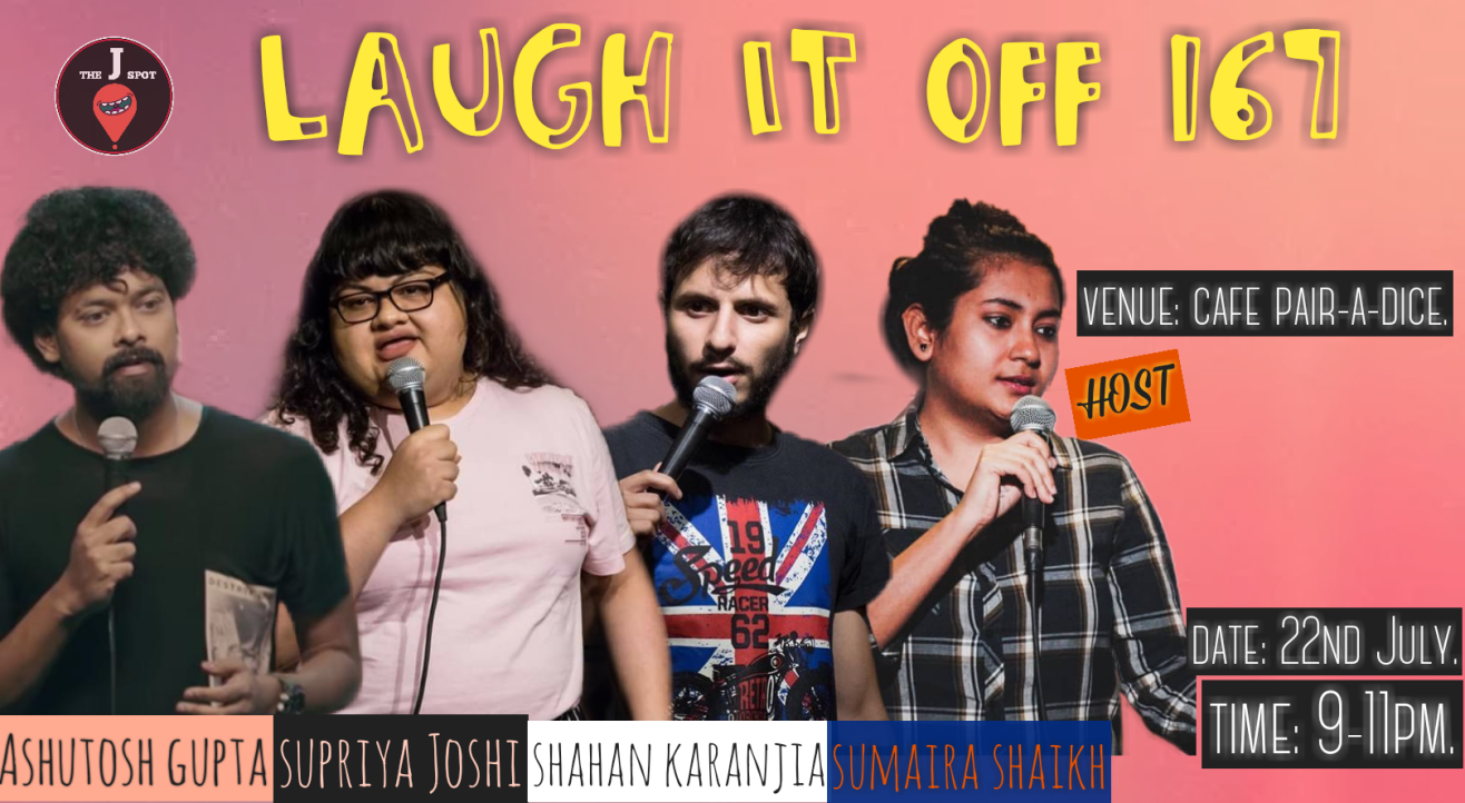 Laugh it off 167