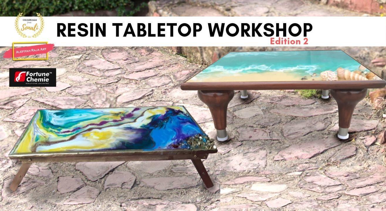 Resin Tabletop Workshop