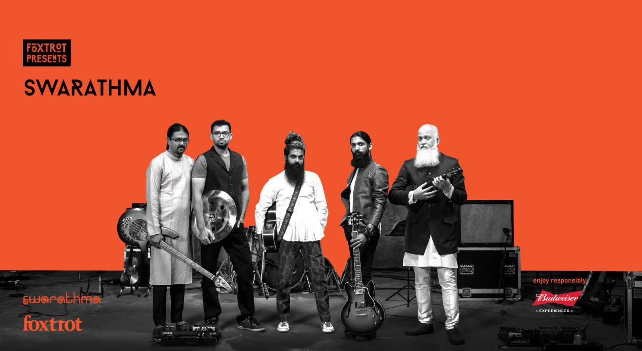 Foxtrot Presents - Swarathma (Indian Folk Rock Band)