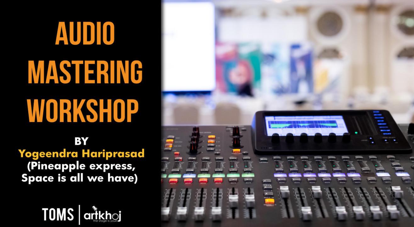 Audio Mastering Workshop