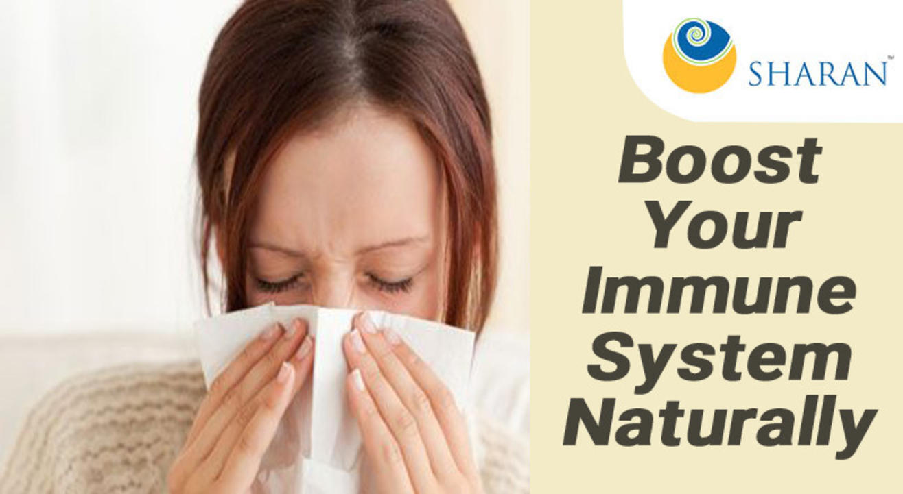 Boost Your Immune System Naturally – Free Talk
