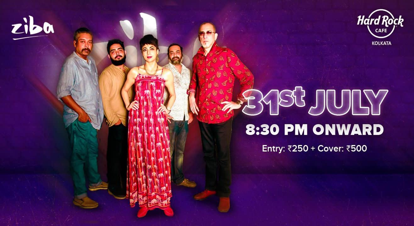Wednesday Live ft. Ziba (Mr. Amyt Datta)
