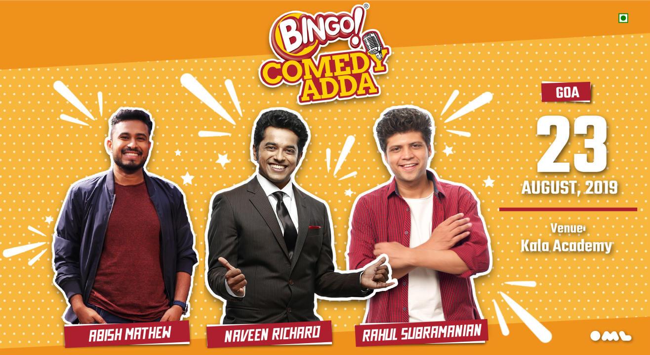 Bingo! Comedy Adda, Goa