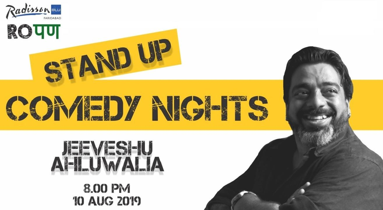 Jeeveshu Ahluwalia - Stand Up Comedy Nights