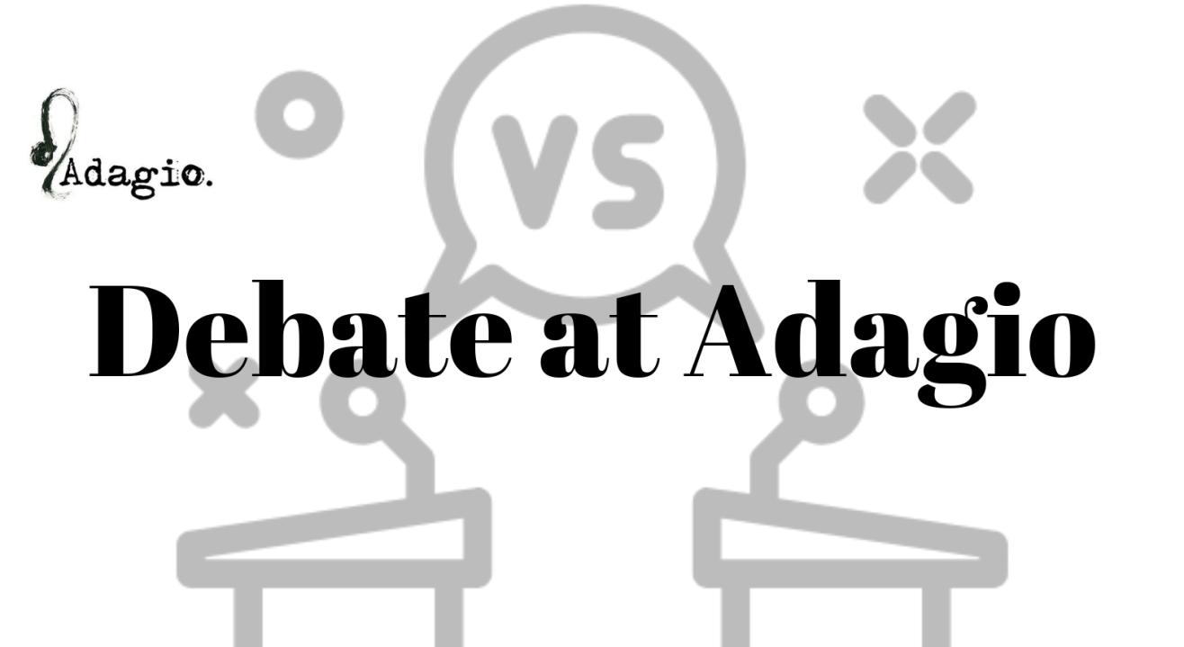 Debate at Adagio - Analogue vs. Digital