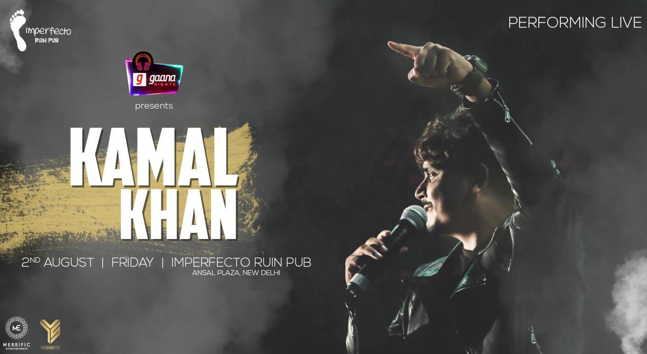 Kamal Khan Performing Live | Ishq Sufiyana Fame