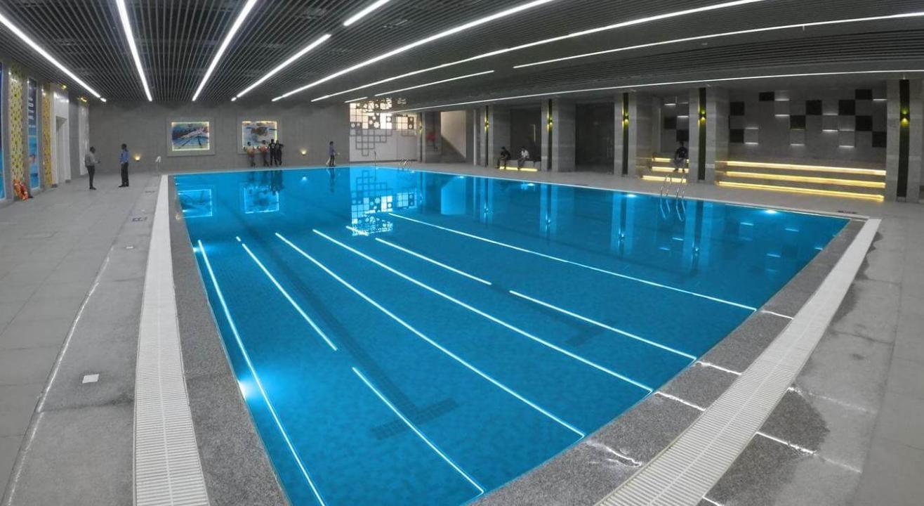 Fitso SEALs Swimming Classes Sapphire Pool