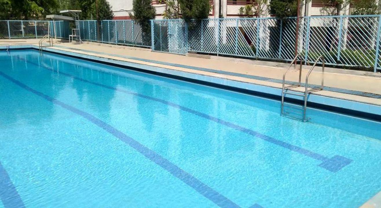 Fitso SEALs Swimming Classes Apeejay Sheikh Sarai