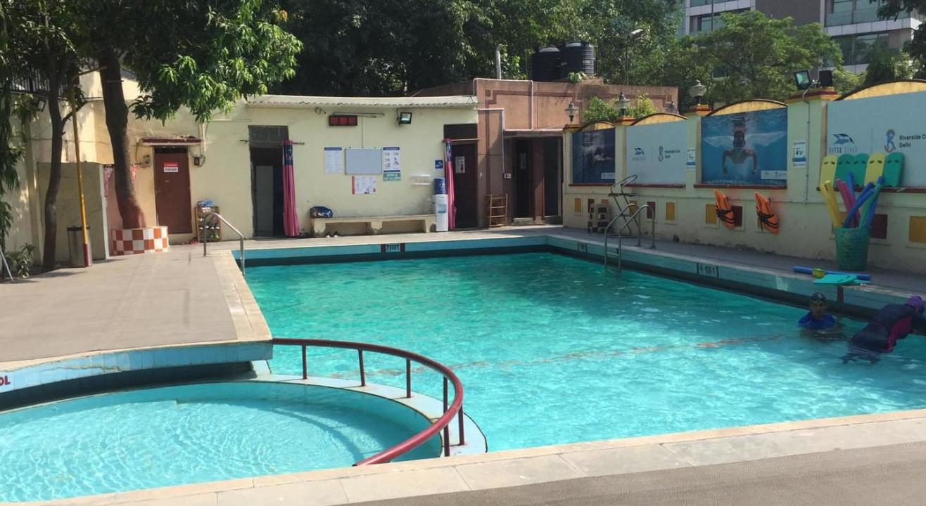 Fitso SEALs Swimming Classes Riverside Club
