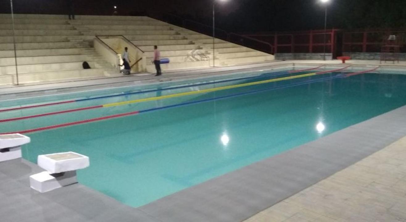 Fitso SEALs Swimming Classes Apeejay School Faridabad