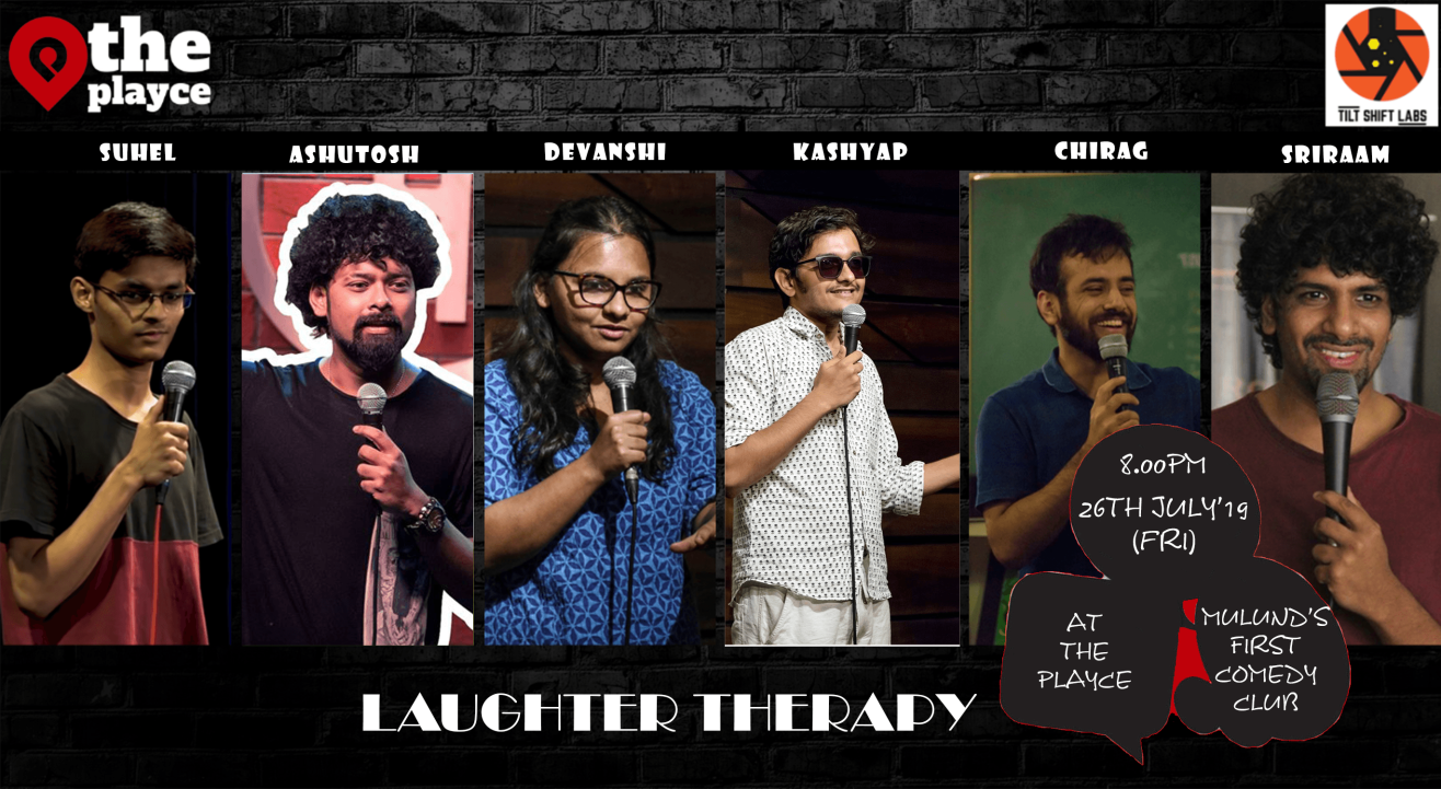 Laughter Therapy w/ Suhel, Ashutosh & Devanshi