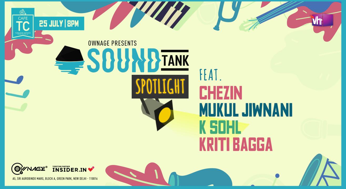 Soundtank Spotlight | Edition 1