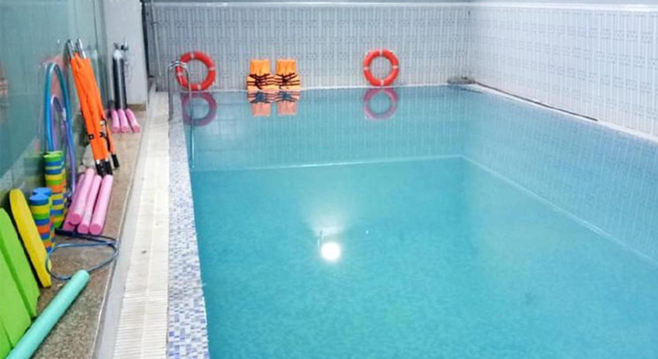 Fitso SEALs Swimming Classes Oyo Townhouse