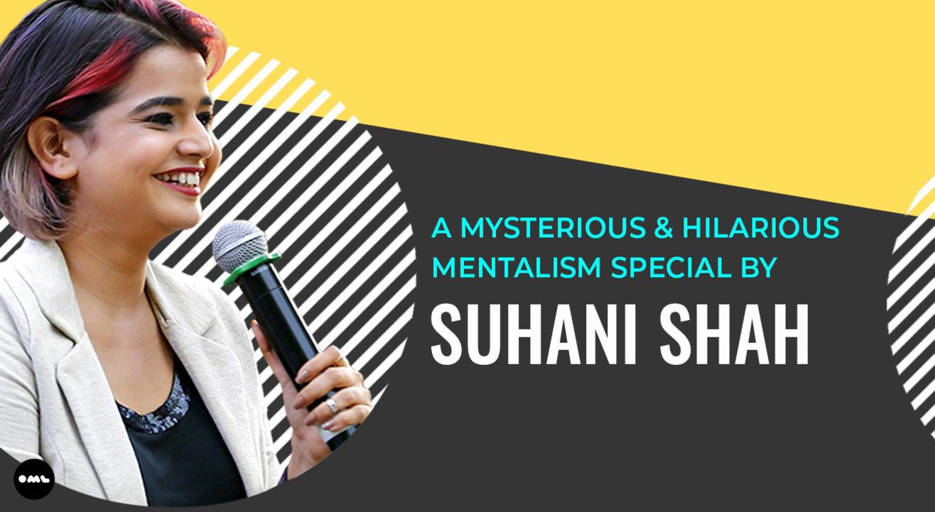 Suhani Shah Live