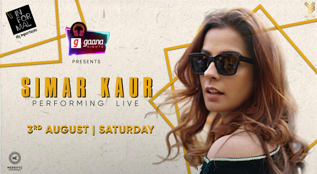 Simar Kaur Performing Live | Dil Chori Fame