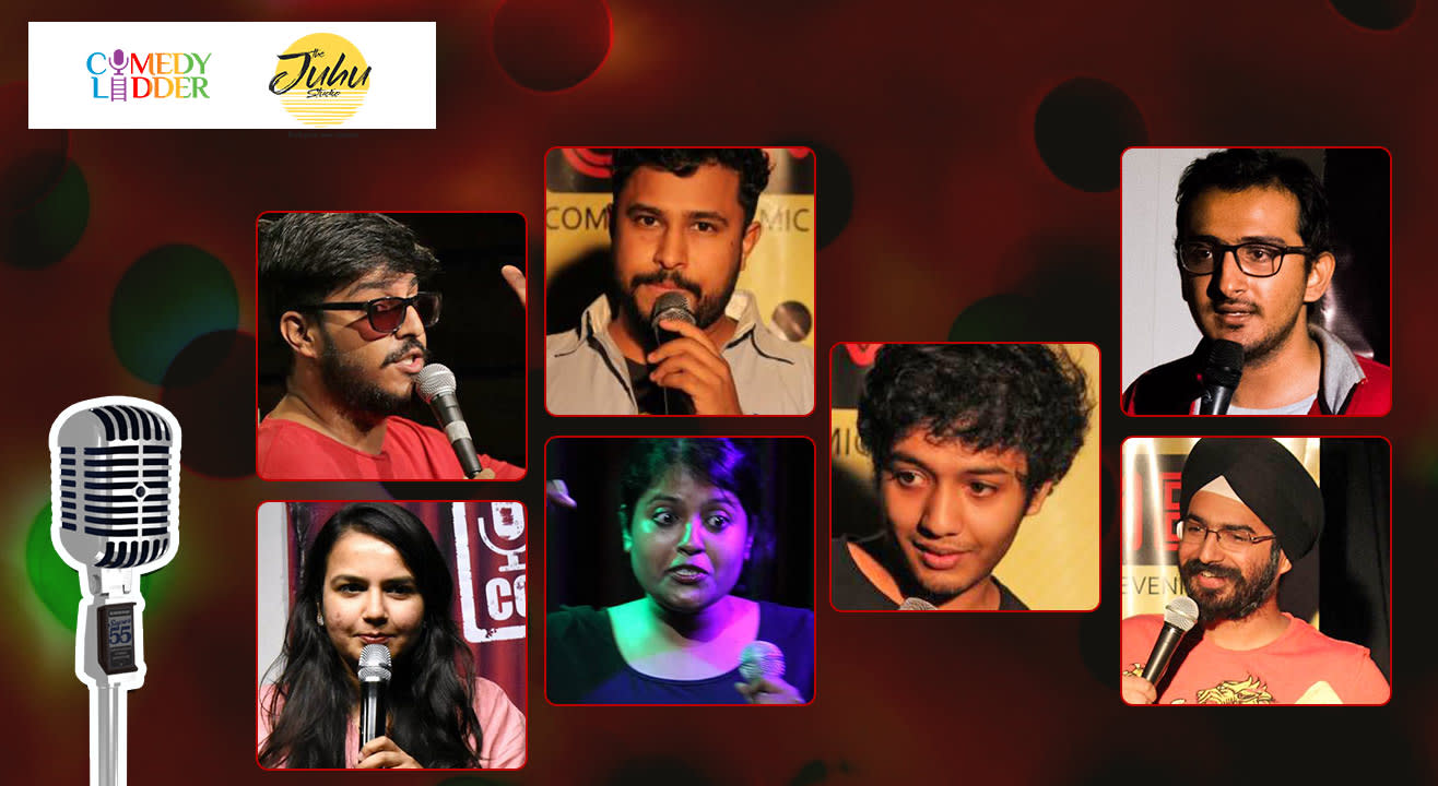 Comedy at 9 In Juhu ft. Abish Mathew