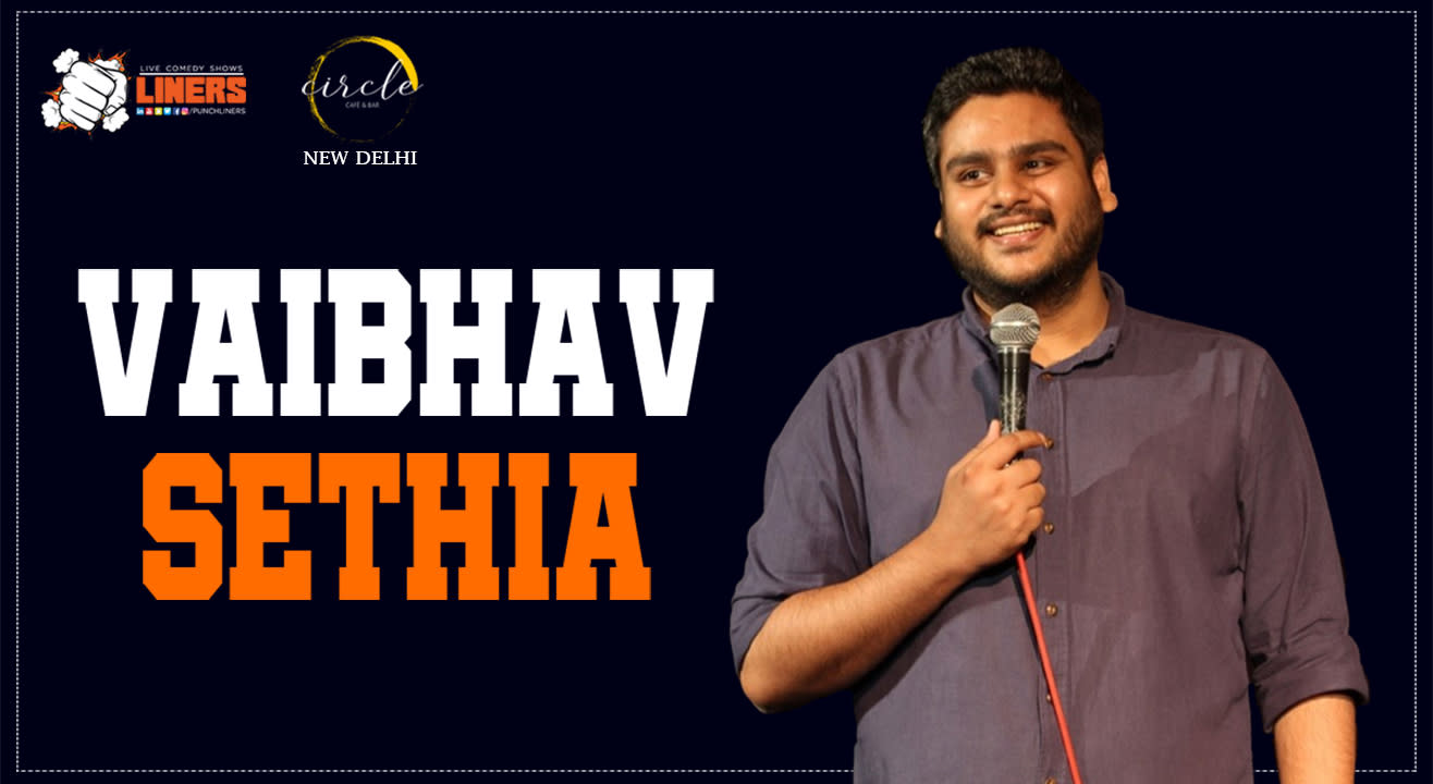 Punchliners Standup Comedy Show ft Vaibhav Sethia