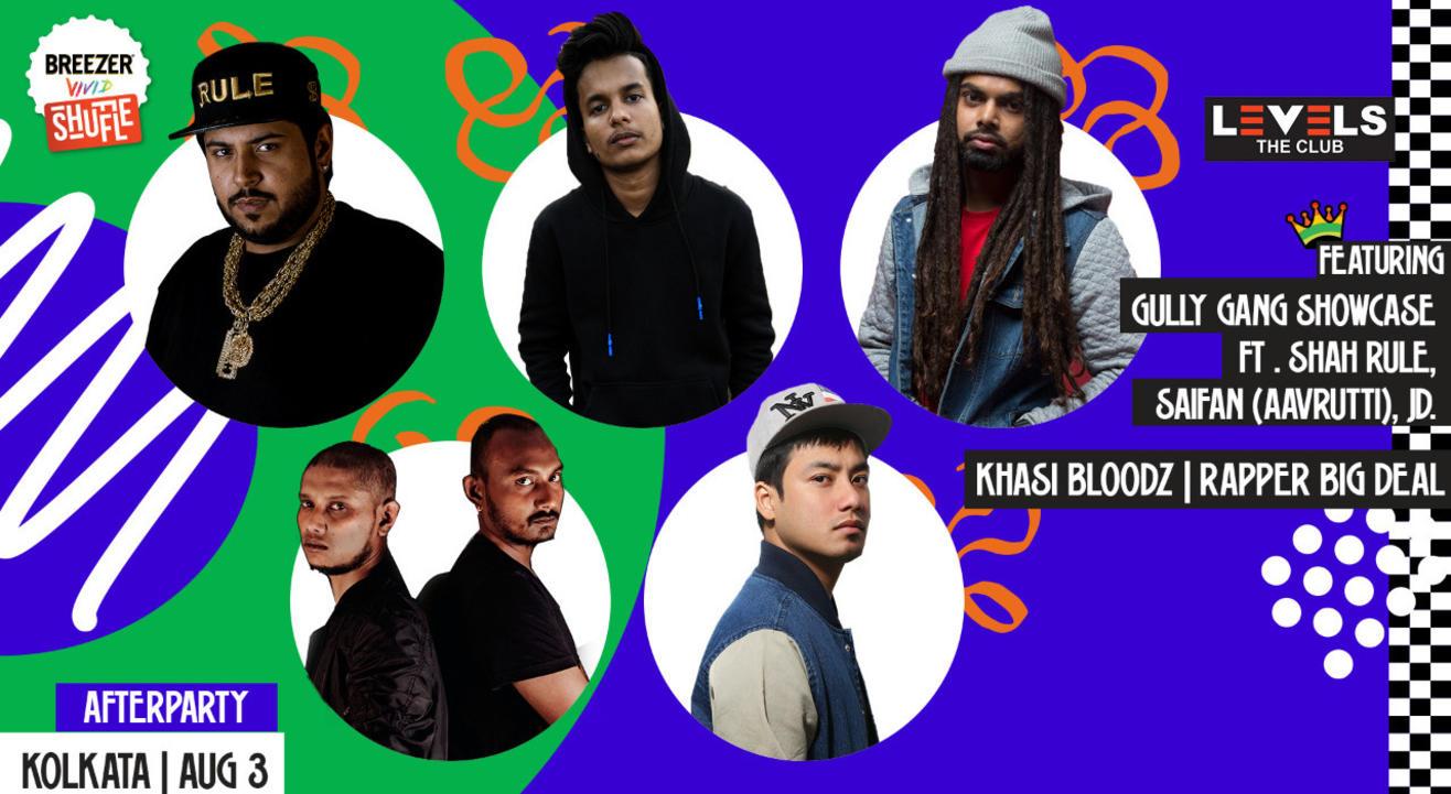 Breezer Vivid Shuffle Afterparty | Kolkata edition