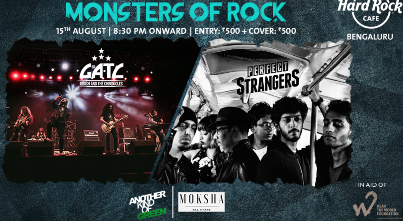 Independence Day featuring Monsters of Rock