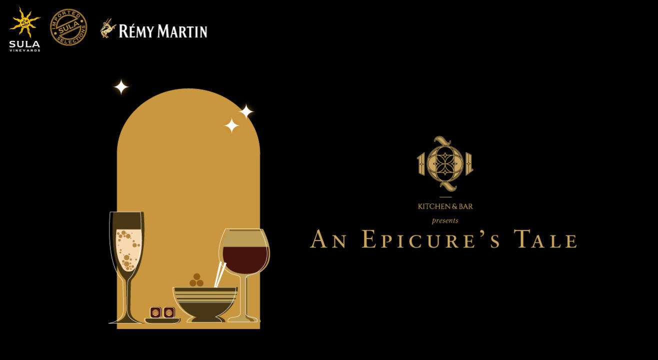 An Epicure's Tale at 1Q1 Kitchen & Bar