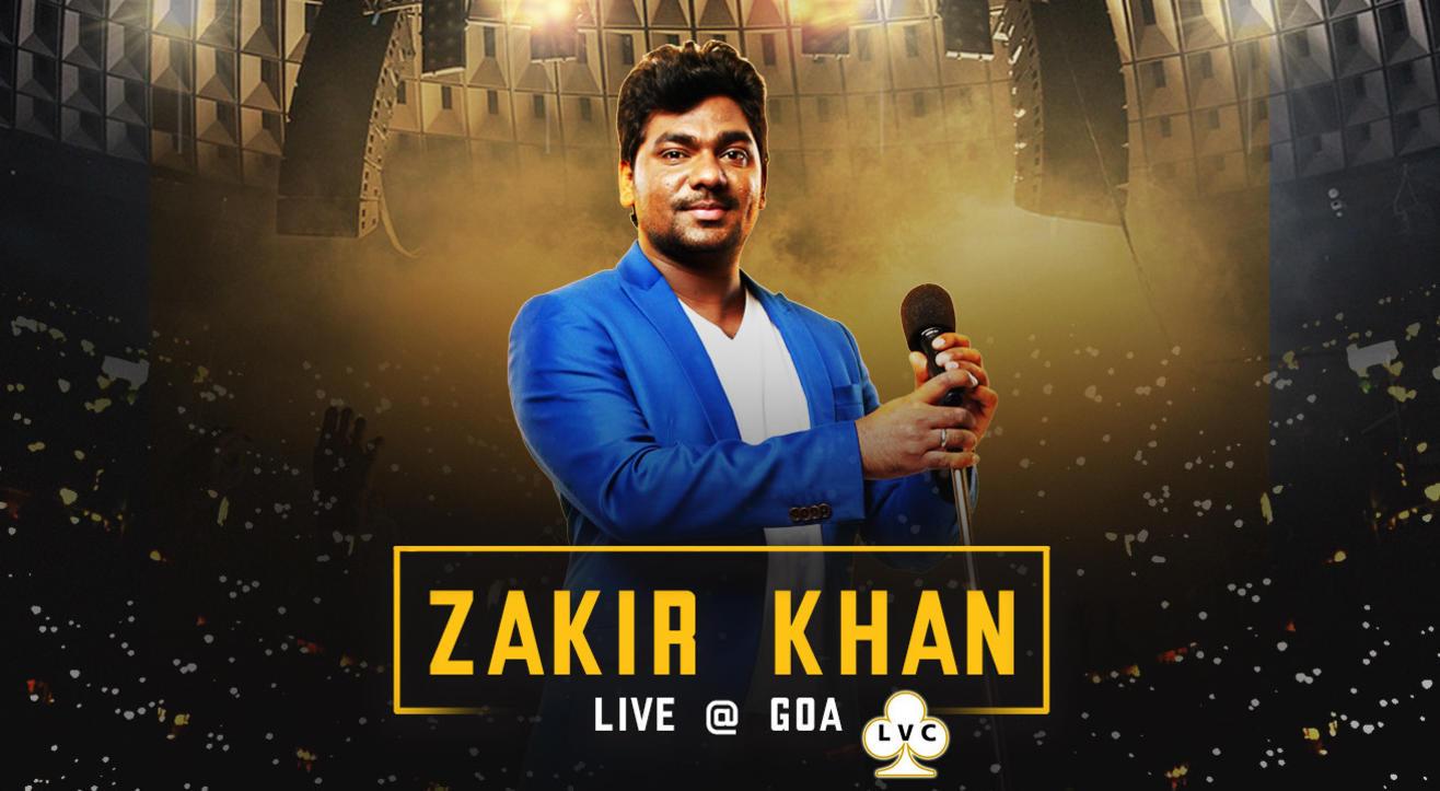 Zakir Khan Live   Goa