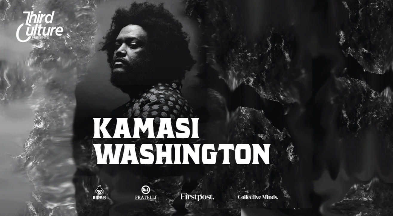 Third Culture presents Kamasi Washington